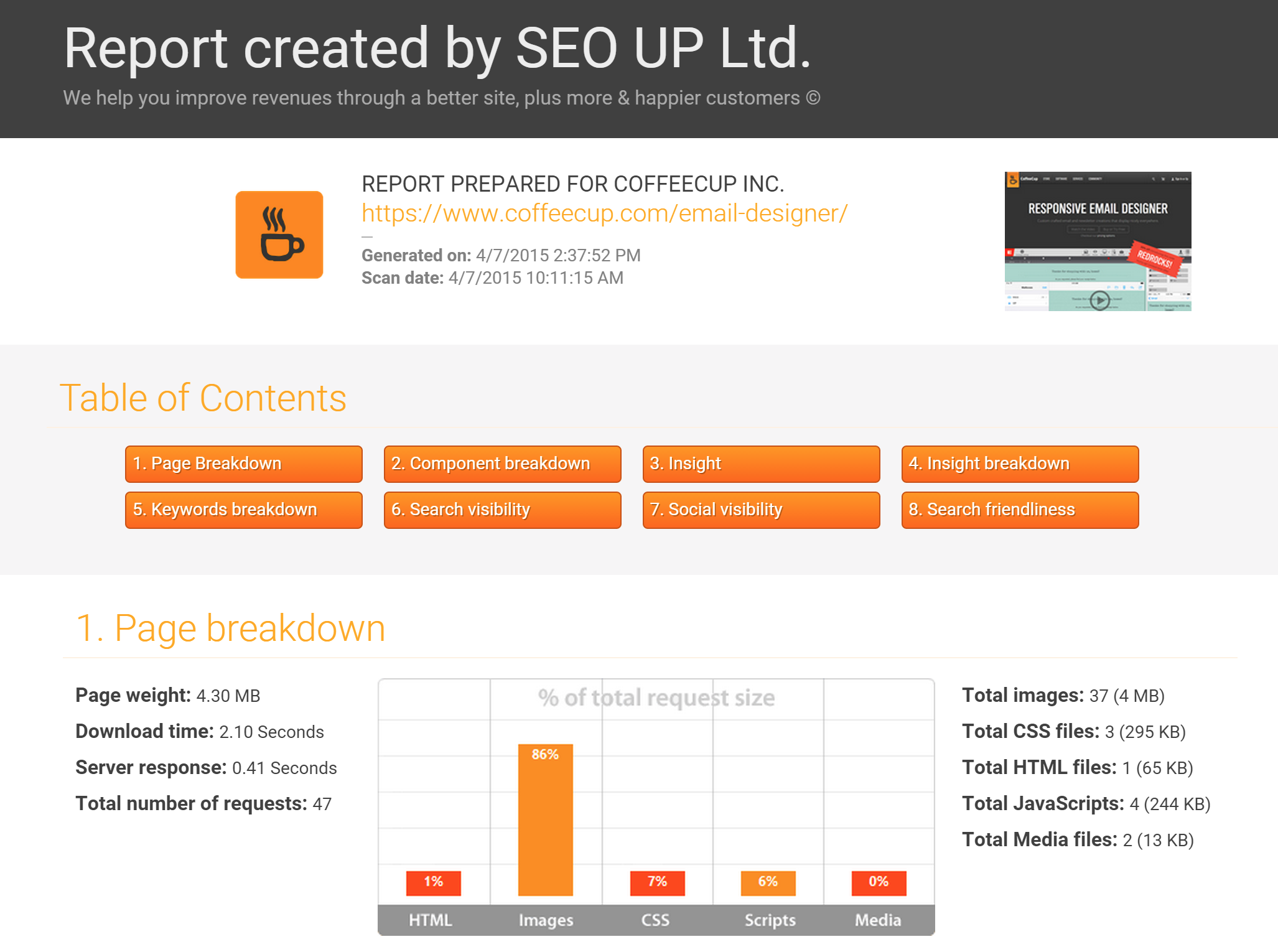 Create Reports with V3