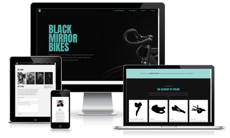 Black Bikes